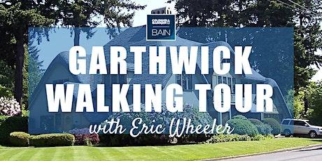 CB Bain | Garthwick Walking Tour | Portland, OR | Sept 30th 2021 tickets
