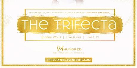 The Trifecta:  All  White  Affair tickets