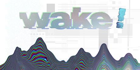 WAKE - Tijuca | Domingo | 25/07 • 18h30 ingressos