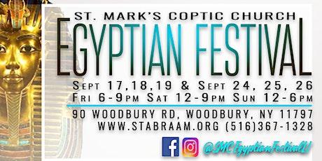 St. Mark's Egyptian Festival tickets