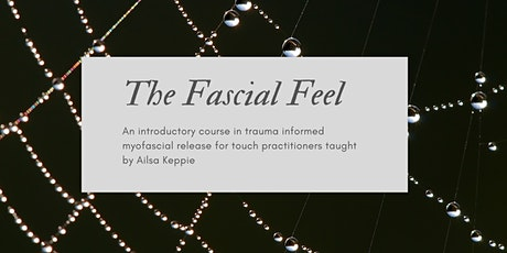 The Fascial Feel Course tickets