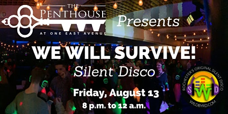 The Penthouse Presents: We Will Survive! Silent Disco tickets