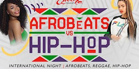 Afrobeats + Hip-Hop Night | 8.13 tickets