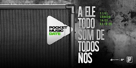 ENCONTRO POCKET MUSICA ZS ingressos