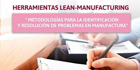 Herramientas Lean-manufacturing entradas