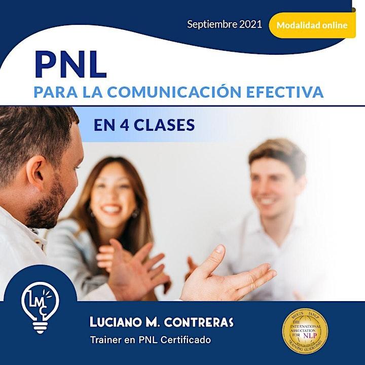 Imagen de PNL para la Comunicación Efectiva