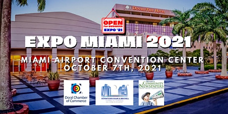 ExpoMiami 2021 tickets