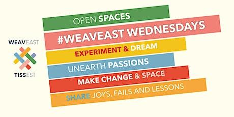WeavEast Open Spaces 2021 tickets
