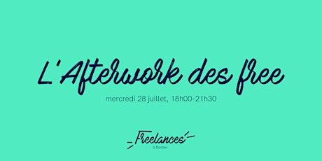 L'Afterwork des freelances nantais billets