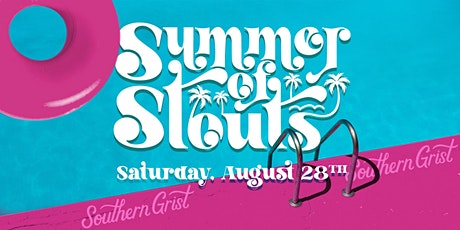 Summer Of Stouts tickets