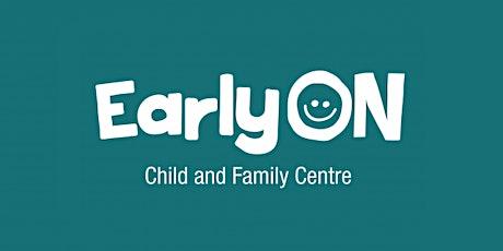 Sensory Explorers - Innisfil EarlyON tickets