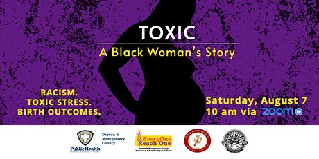 Toxic - A Black Woman's Story tickets