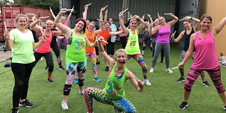 Wednesday  Clubbercise Fitness tickets