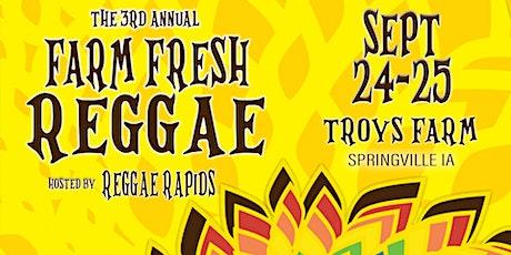 Farm Fresh Reggae 2021 tickets