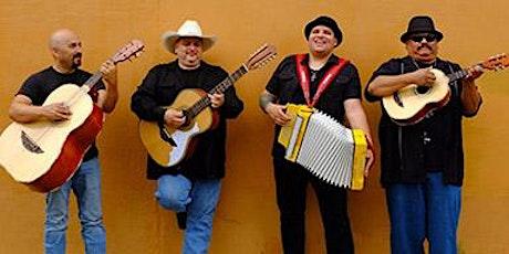 Los Texmaniacs - Live Stream Benefit tickets