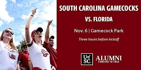 UofSC vs. Florida Alumni Association Tailgate tickets