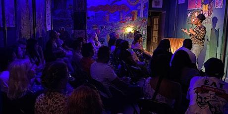 Underground Comedy at Room 808 tickets