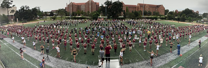 Marching Chiefs Homecoming 2021 image