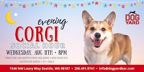 Seattle Corgi Evening Meetup at the Dog Yard tickets