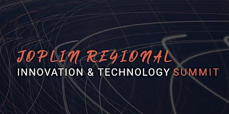 Joplin Regional Innovation & Technology Summit tickets