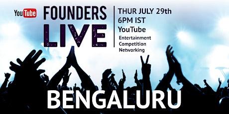 Founders Live Bengaluru tickets