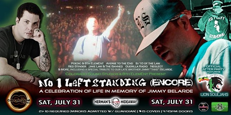 N1LS Encore (a celebration of life in memory of Jimmy Belarde) tickets