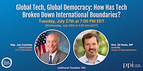How Has Tech Broken Down International Boundaries? tickets