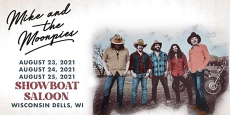 MIKE AND THE MOONPIES WSG/ SAM MORROW (Night #3/Steak Night) tickets