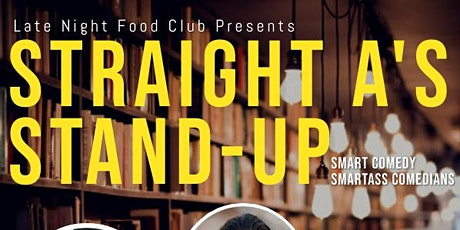 Straight A's Stand Up Comedy tickets