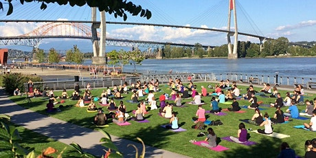 Yoga by the River, August 7th - Yin & Chill tickets