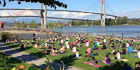 Yoga by the River , August 14th - Fiery Fun Vinyasa tickets
