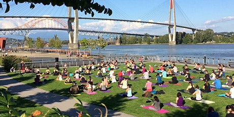 Yoga by the River, August 18th - Well Rounded Flow tickets