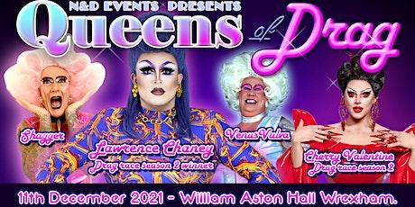 Queens of Drag tickets
