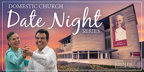 Domestic Church Date Night Series tickets