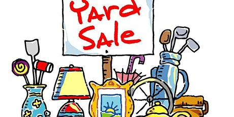 Heirloom Linens Yard Sale for Victoria Hospice tickets