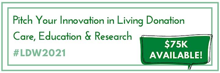 Living Donation Week 2021 image