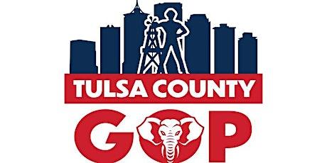Tulsa County GOP Precinct and Voter Gravity Training tickets