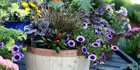 Garden School Series: Make & Take a Fall Container tickets