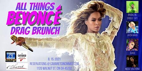 All Things Beyoncé Drag Brunch tickets