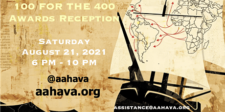 100 for the 400 Awards Reception tickets