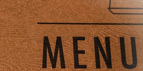 Create The Right Menu For Your Start Up Restaurant tickets