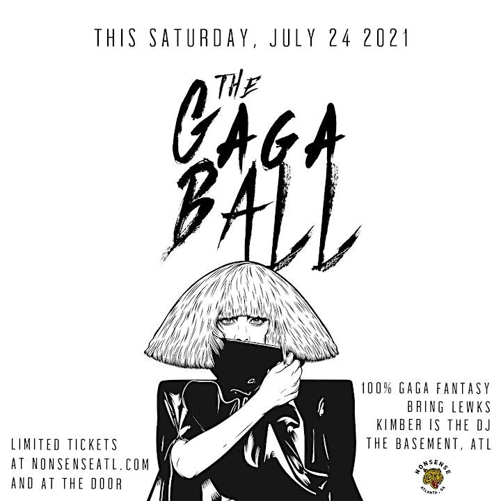 The Gaga Ball: A Dance Party image