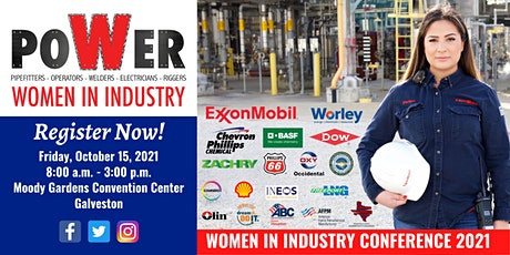 Women In Industry Conference 2021 tickets