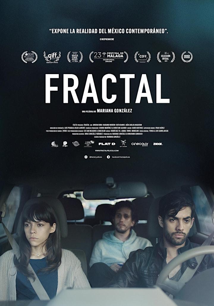 Imagen de FRACTAL / Estreno en Playa