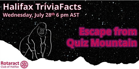 Triva Night : Escape from the Mountain! tickets