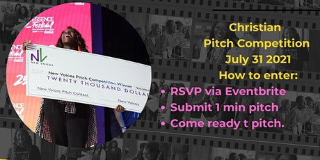 Pitch Competition . Presented by Boss Babes Who Pray tickets