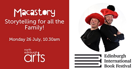Macastory - Storytelling for all the family tickets