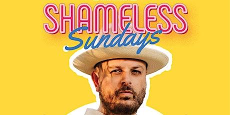 SHAMELESS SUNDAYS W/ LUCA BACCHETTI tickets