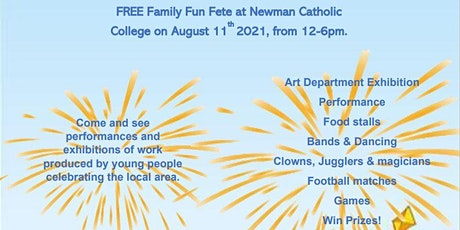 The US Charitable Trust Summer Fete tickets