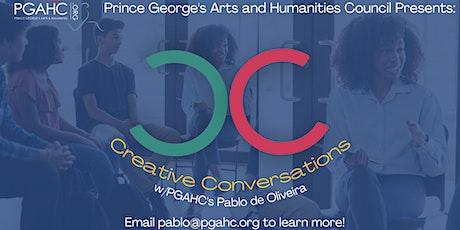 Creative Conversations tickets